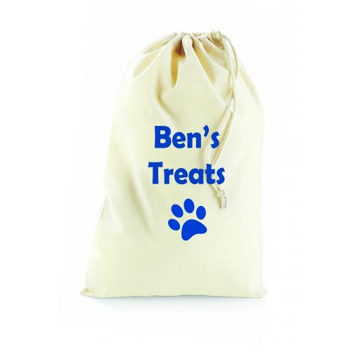 Personalised Cat Dog Storage Bag SPECIAL LISTING for 20 LARGE BAGS